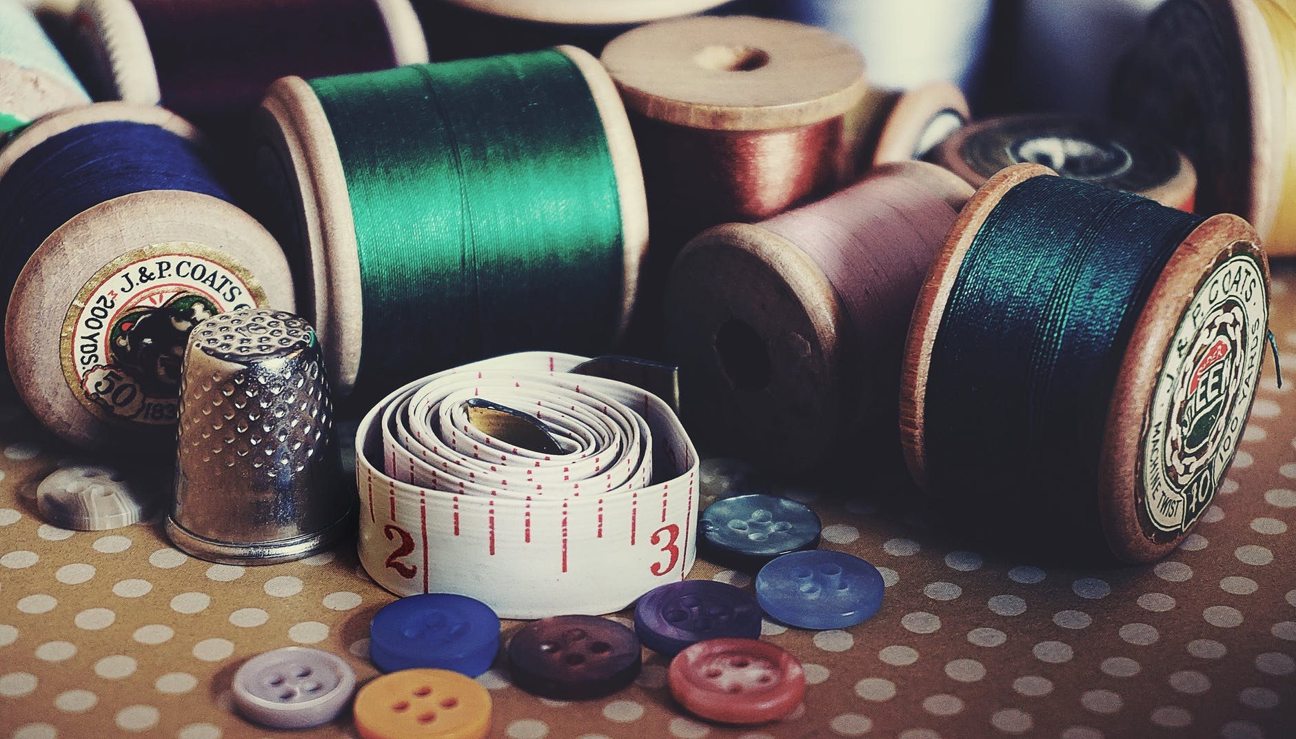 cotton reels for crafting