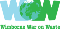 wimborne war on waste logo