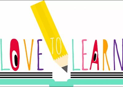Love to Learn logo