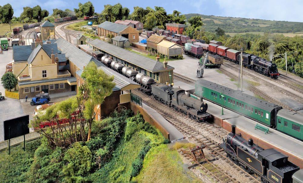 wimborne model railway